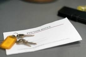 Ban on Evictions will not be extended